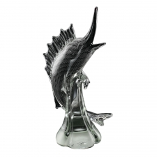Tiverton Art Glass Sailfish
