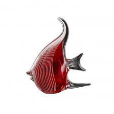 Narragansett Red Angel Glass Fish