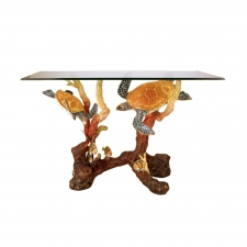 Kinley Turtle Console Table
