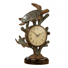 Sandy Point Turtle Clock