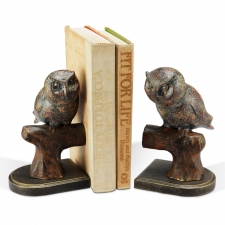 "5"" Owl Bookends"