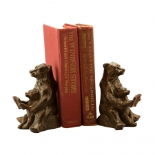 "6"" Reading Bear Bookends"