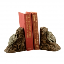 Ninigret Turtle Bookends