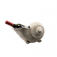 Wheeler Shell Wine Bottle Holder
