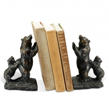 "8"" Standing Bear Bookends"