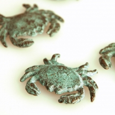 Astors Set of 6 Crabs