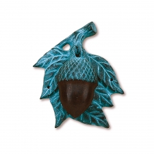 "6"" Acorn Doorknocker"