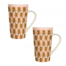 Pumpkin Spice  Mug Set