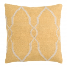 "18""x18"" Moroccan Pillow, Sun"
