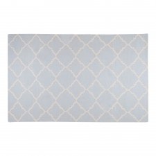 4' x 6' Sultan Rug, Pale Blue