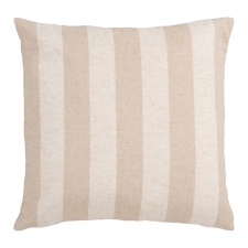 "18"" x 18"" Savannah Pillow, Ivory"