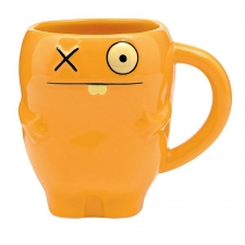 Orange Ugly Charlie 11oz. Ceramic Mug