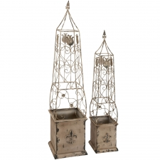 Set of 2 Plant Trellis
