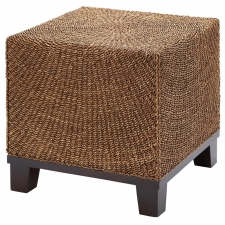 "22"" Maize Rope End Table"