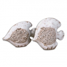 Pebble Fish, Set of 2