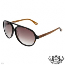 Juicy Couture Bright Sunglasses, Black/Havana made by Designer Sunglasses.