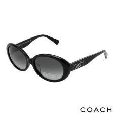Coach Latika Sunglasses, Black