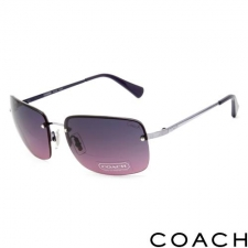 Coach Frameless Sunglasses, Lilac made by Designer Sunglasses.