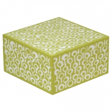 Medium Trinket Box, Green