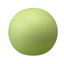 Orb Paperweight, Green