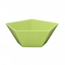 Pentagon Bowl, Green