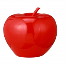 Apple Sculpture, Red