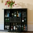 Quinto Fold-Away Bar, Black made by Refined Rustic Decor .